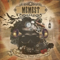 MEMEST - Lucky Dead Man - CD