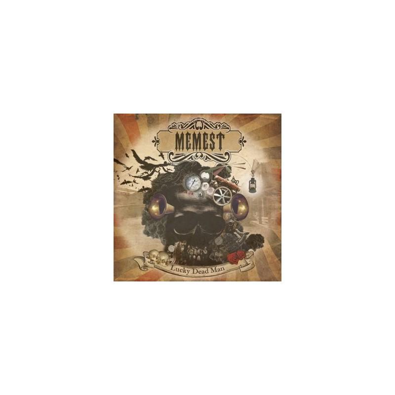 MEMEST - Lucky Dead Man - CD