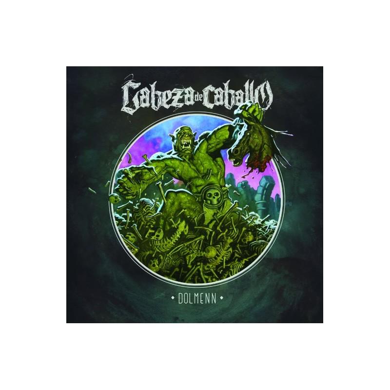 CABEZA DE CABALLO - Dölmenn - LP