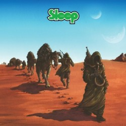 SLEEP - Dopesmoker - 2xLP (Green transparent)