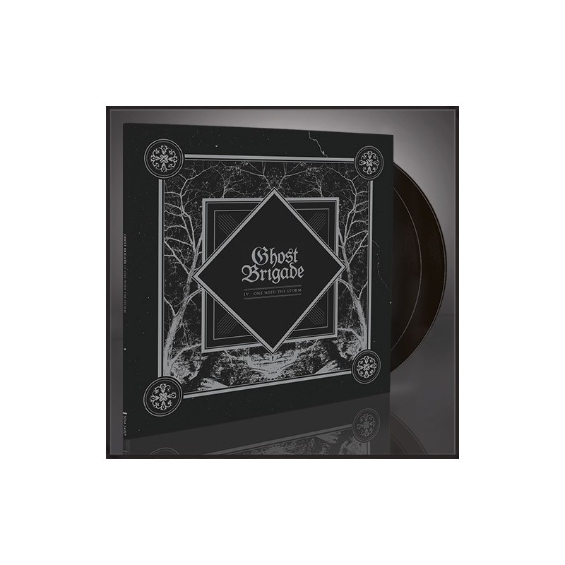 GHOST BRIGADE - IV - One With The Storm - 2xLP