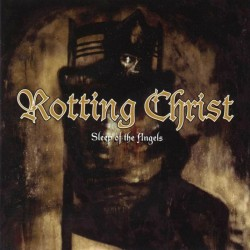 ROTTING CHRIST - Sleep Of The Angels - CD