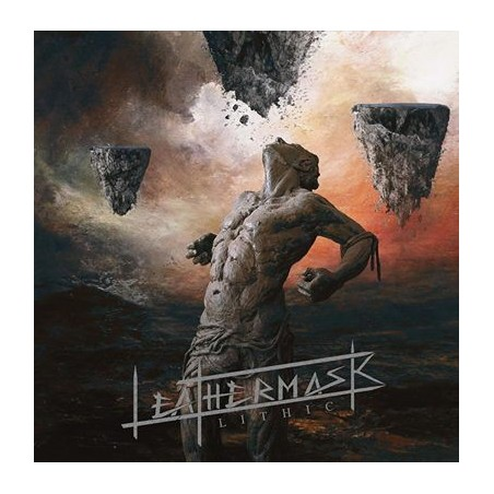 LEATHERMASK - Lithic - CD