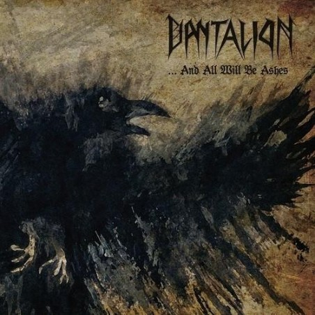 DANTALION - …And All Will Be Ashes - CD