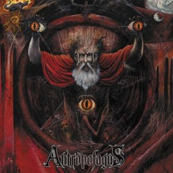 ANTROPOFAGUS - Methods Of Resurrection Through Evisceration - LP