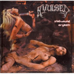 AVULSED - Stabwound Orgasm - LP