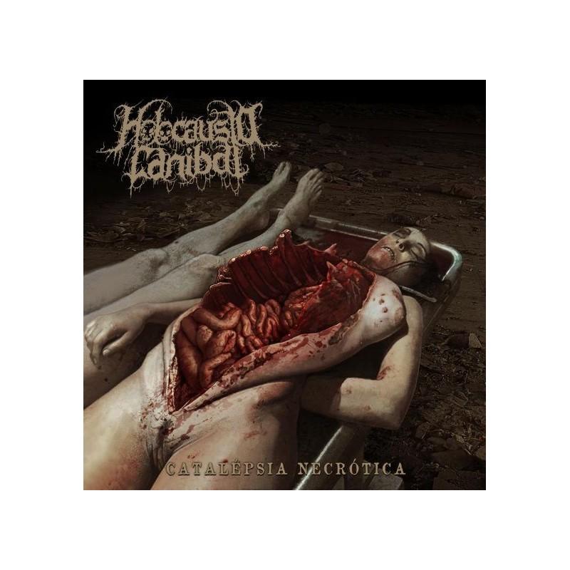 HOLOCAUSTO CANIBAL - Catalépsia Necrótica - LP