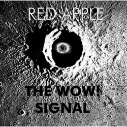 RED APPLE - The Wow! Signal - CD