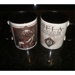 HELA - Death May Die - CD + Breakfast Cup