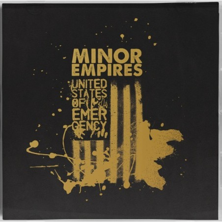 MINOR EMPIRES - United States of Emergency - CD