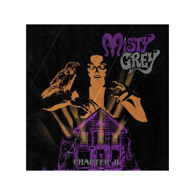MISTY GREY - Chapter II - CD