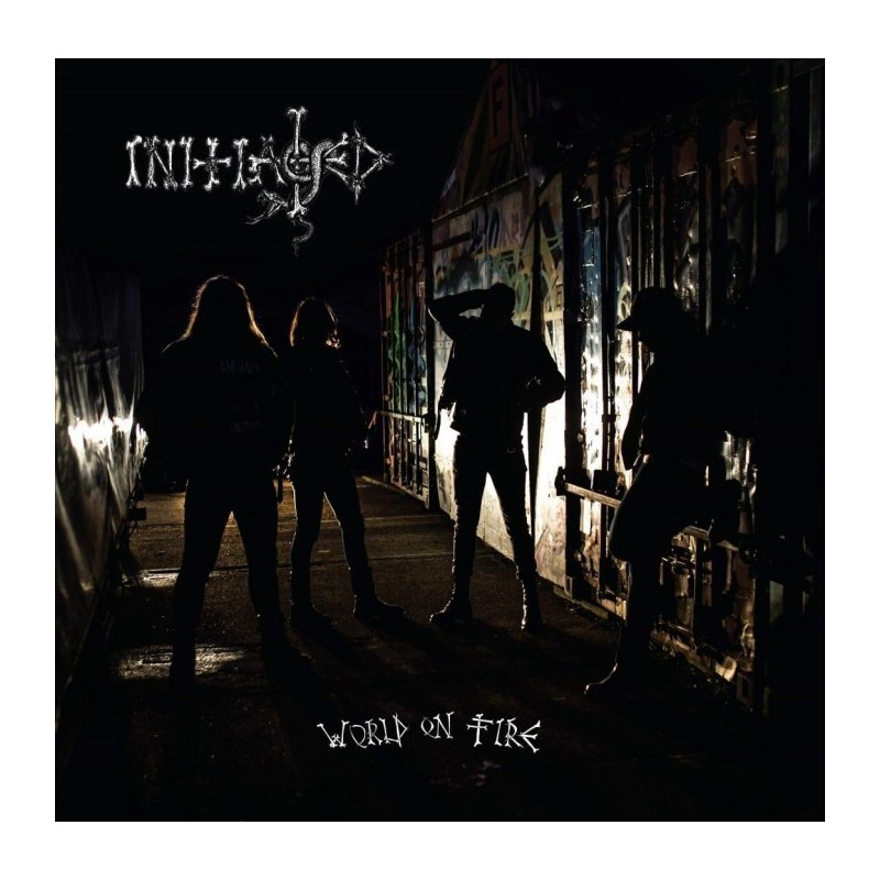 INITIATED - World on Fire - LP
