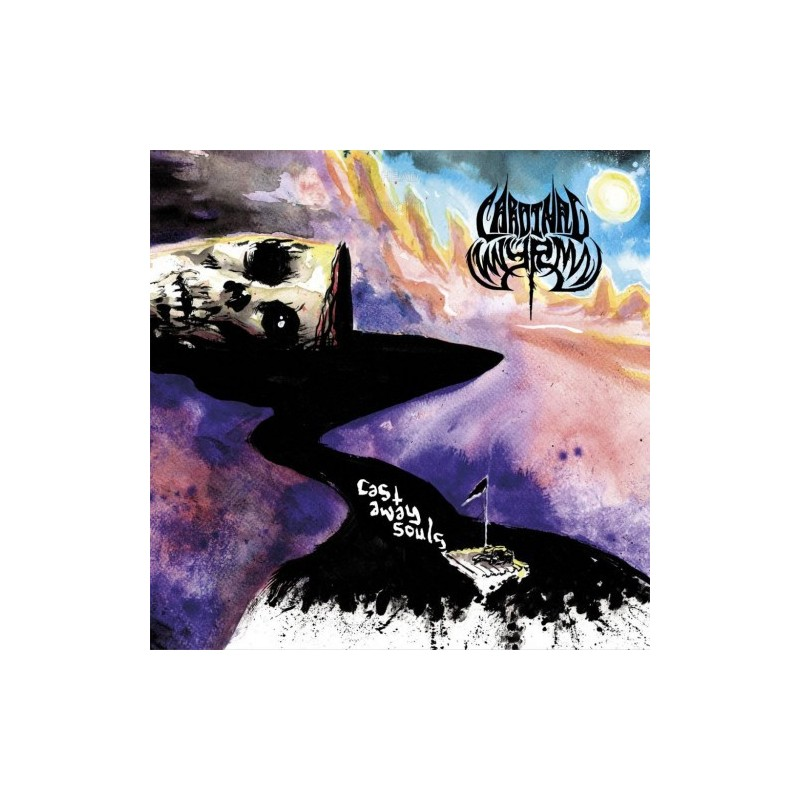 CARDINAL WYRM - Cast Away Souls - LP Gatefold