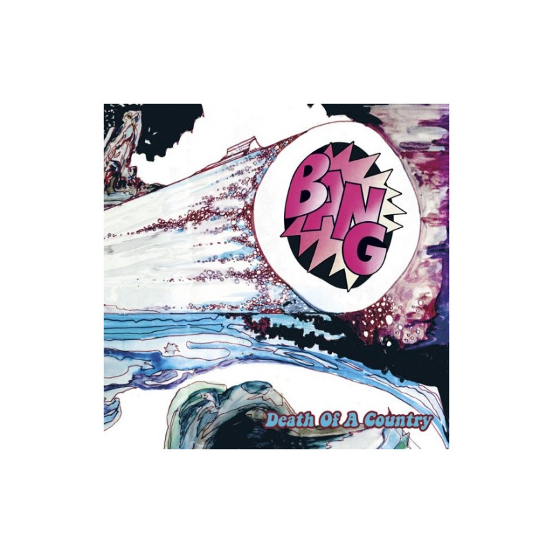 BANG - Death of a Country - CD