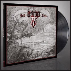 DESTROYER 666 - Cold Steel...For An Iron Age - LP