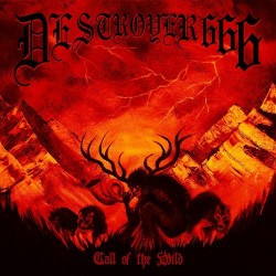 DESTROYER 666 - Call of the Wild - Mini CD