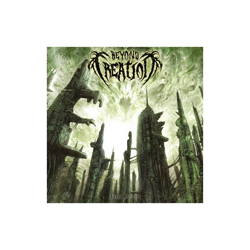 BEYOND CREATION - The Aura - 2xLP