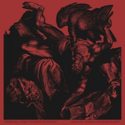 SIBERIAN HELL SOUNDS / CONVULSING – The Breath Of The Beast / Engraved Upon Bleached Bone - Split LP