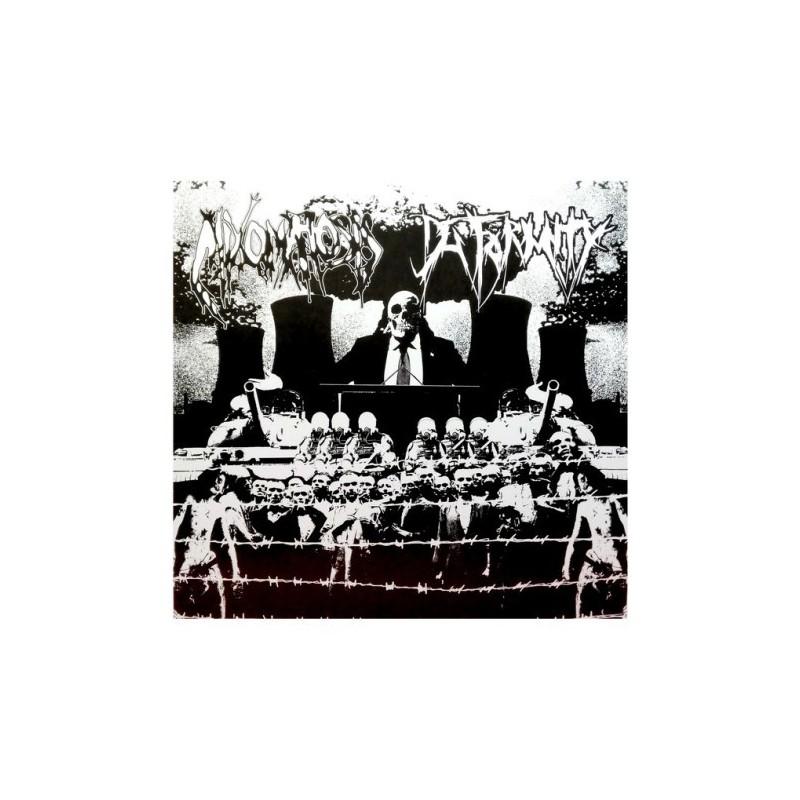 MIXOMATOSIS / DEFORMITY - Split LP