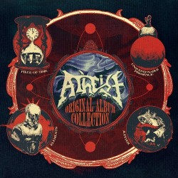 ATHEIST - Original Album Collection - 4 CD Box