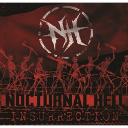 NOCTURNAL HELL - Insurrection - LP