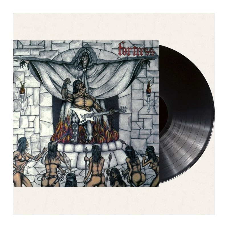 FORTRESS - Fortress  - LP