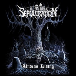 SEPULCRATION - Undead Rising - CD