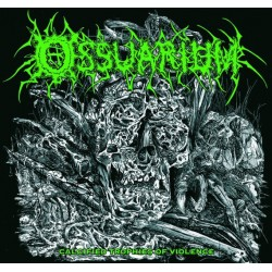OSSUARIUM - Calcified Trophies Of Violence - CD