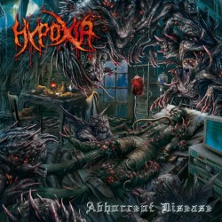 HYPOXIA - Abhorrent Disease - CD