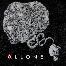ALLONE - Alone... - CD