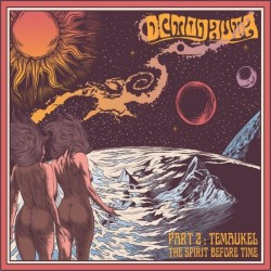 DEMONAUTA - Part 2: Temaukel, The Spirit Before Time - LP