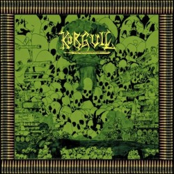 KORGULL THE EXTERMINATOR - War of the Voivodes - 2xLP