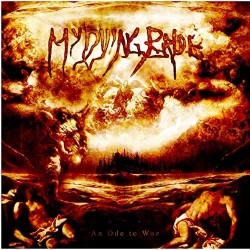 MY DYING BRIDE - An Ode To Woe - CD + DVD