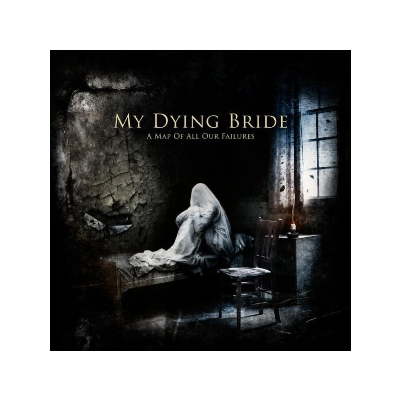 MY DYING BRIDE - A Map Of All Our Failures - CD - DVD