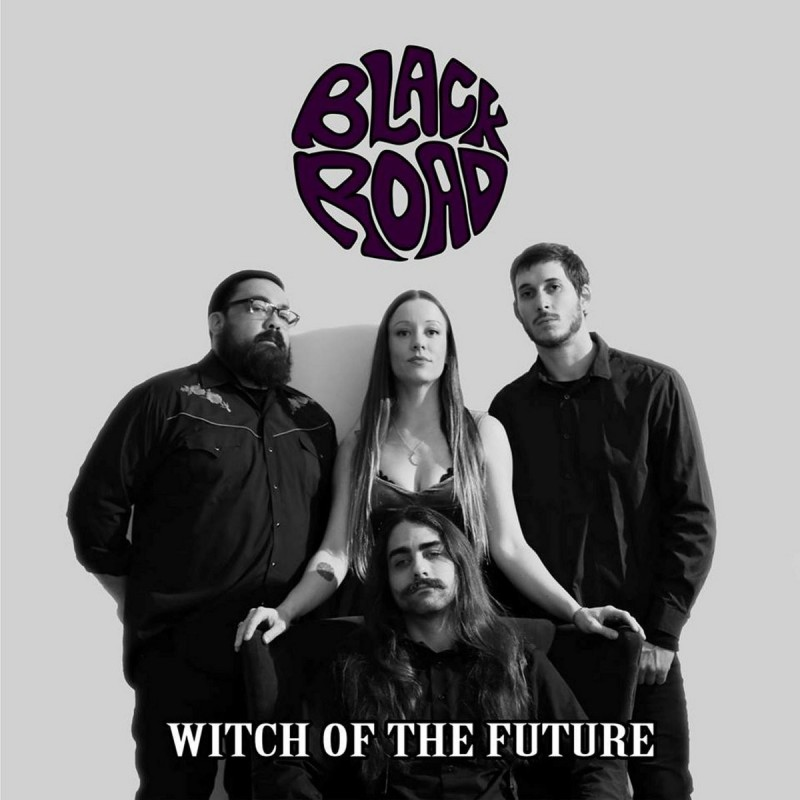 BLACK ROAD- Witch Of The Future - CD