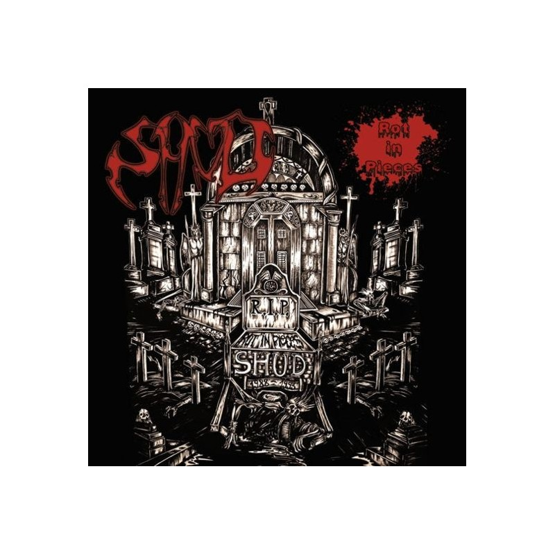 SHUD - Rot In Pieces - 2xCD
