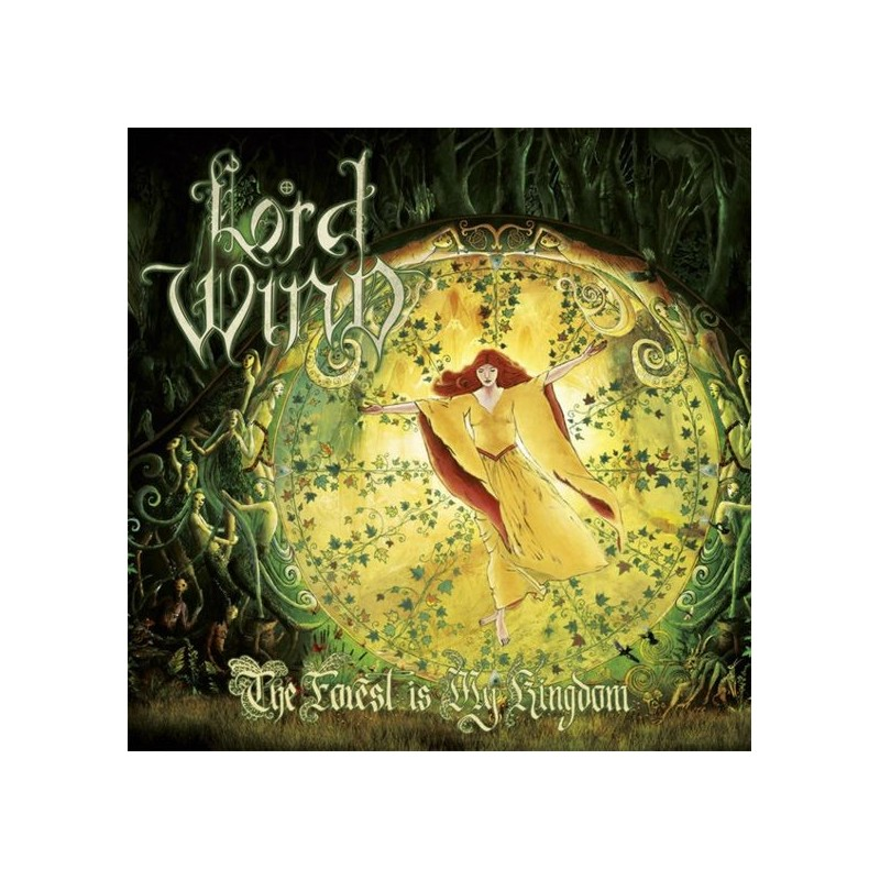 LORD WIND - The Forest is My Kingdom - CD