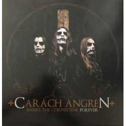 CARACH ANGREN - Where The Corpses Sink Forever- LP