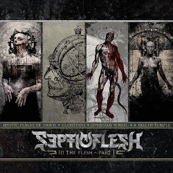 SEPTICFLESH - In The Flesh - Part I - 4CD BOX.