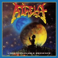 ATHEIST - Unquestionable Presence - CD+DVD