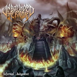UNBOUNDED TERROR - Infernal Judgement - CD.