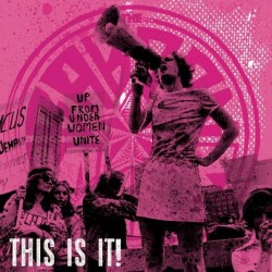 THE BABOON SHOW - This Is It - LP + Alfombrilla.