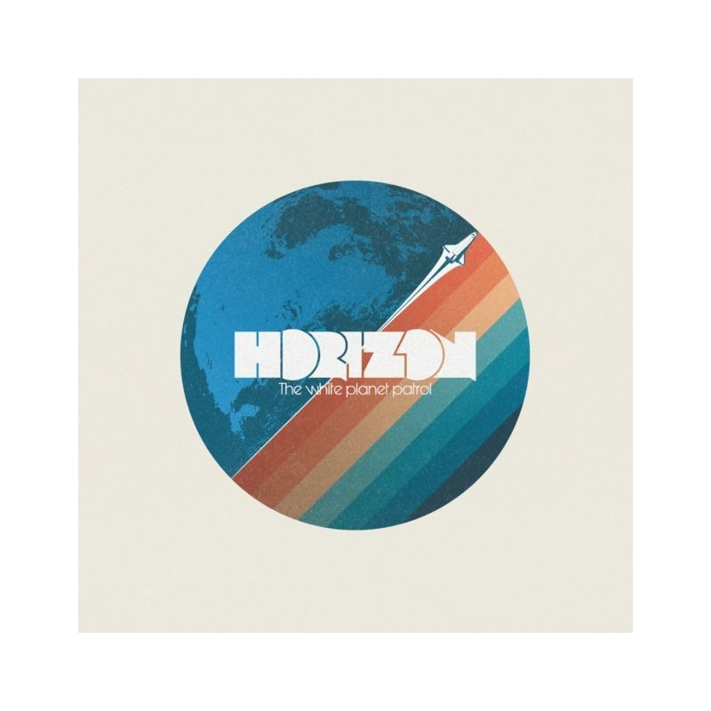 HORIZON - The White Planet Patrol - CD