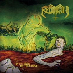REDIMONI - On the Brink of Existence - CD.