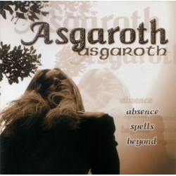 ASGAROTH - Absence Spells Beyond - CD.