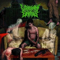 EXANGUINATION ENTRAILS ‎– Apocalyptic Desires - CD.