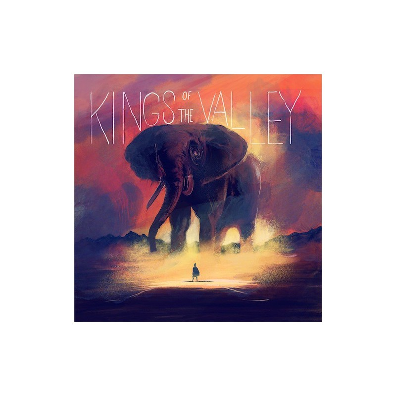 KINGS OF THE VALLEY - Kings of the Valley - CD