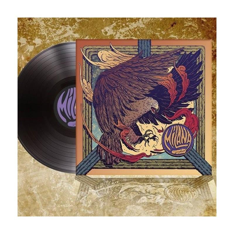 BIS·NTE / MILANA - Mallorca Stoner Vol.1 - Split LP