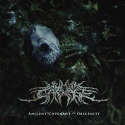 HUMAN CARNAGE - Ancient Covenant of Obscenity - LP