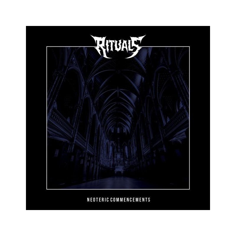 RITUALS - Neoteric Commencements - CD.